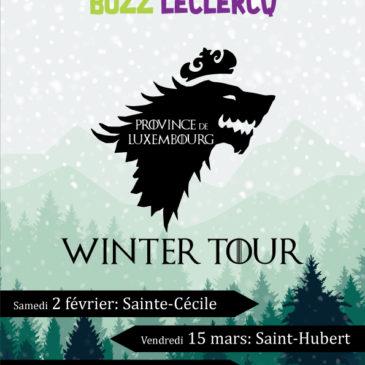 «Province de Luxembourg Winter Tour» – Infos pratiques